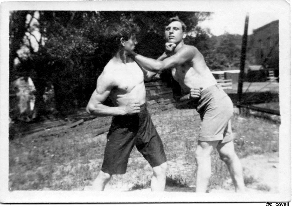 Bert Brewer, Jess Brewer both were good boxers